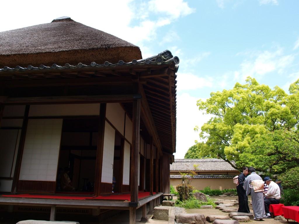 武家屋敷 2