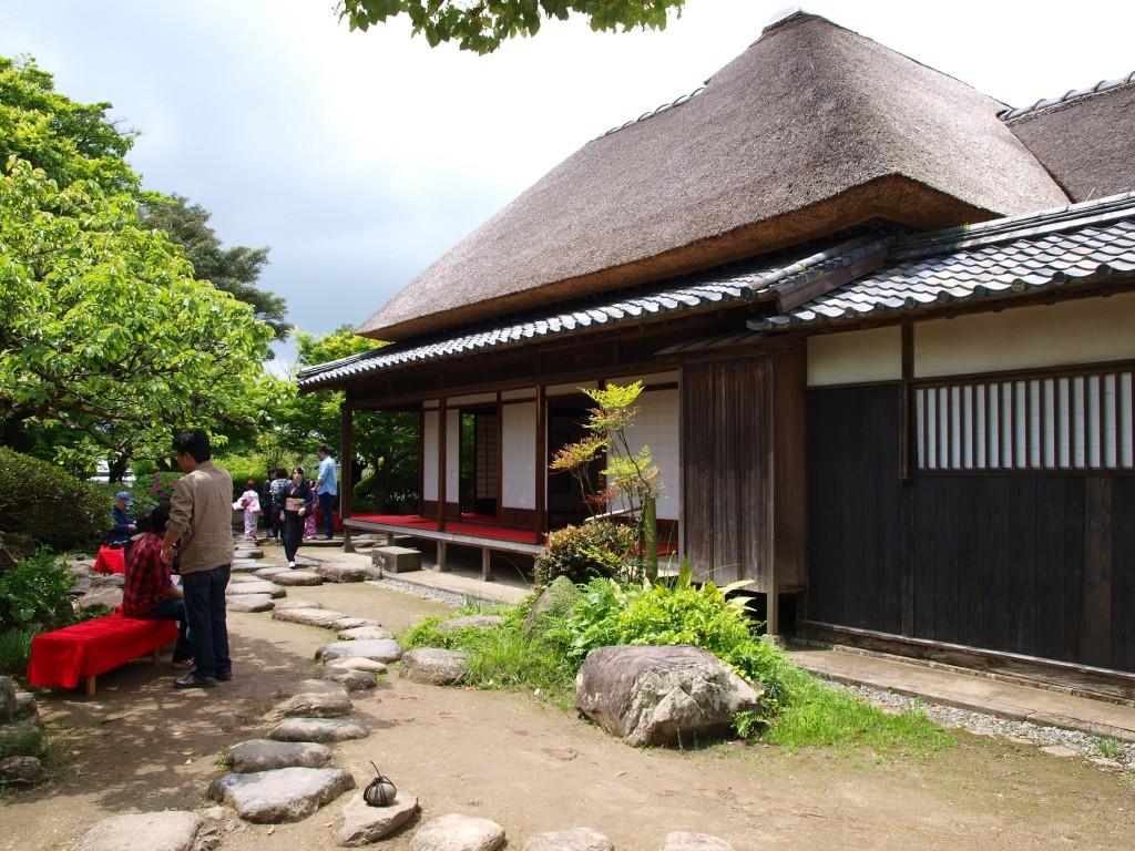 武家屋敷 1