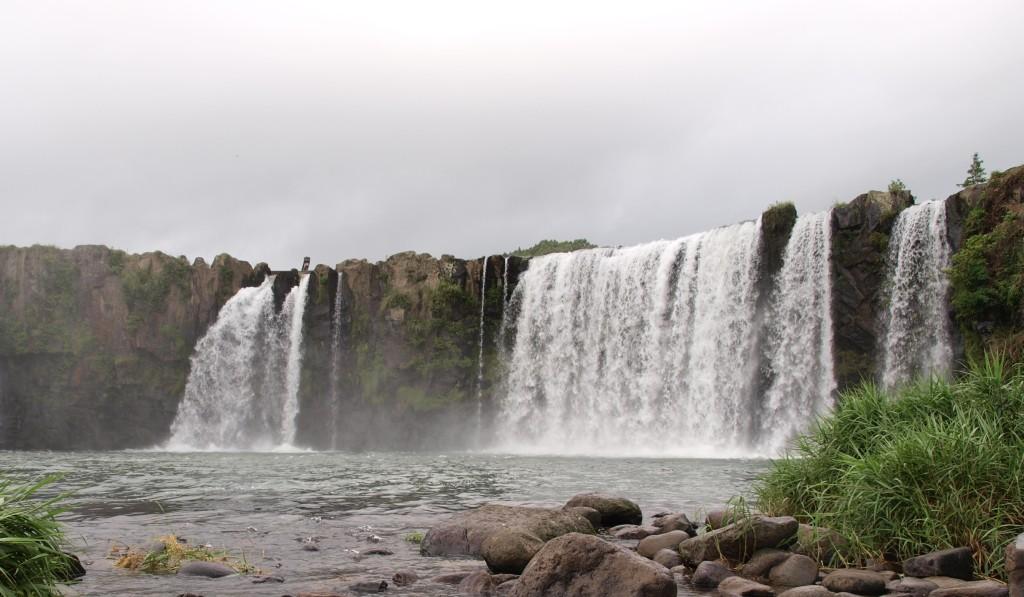 原尻の滝 2