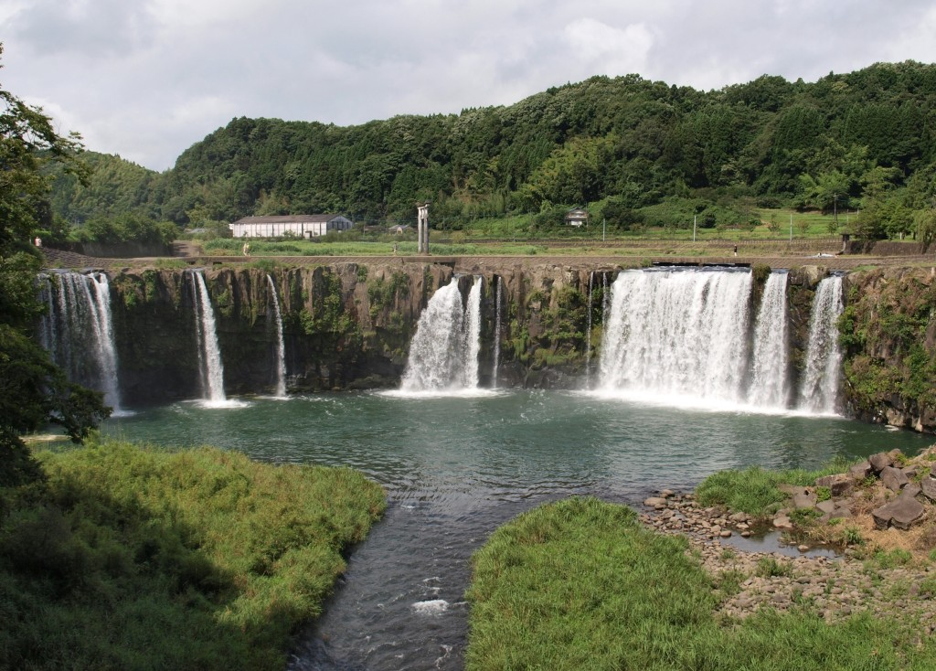 原尻の滝 1