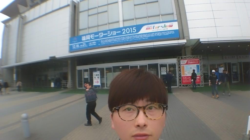 福岡モーターショー 2015
