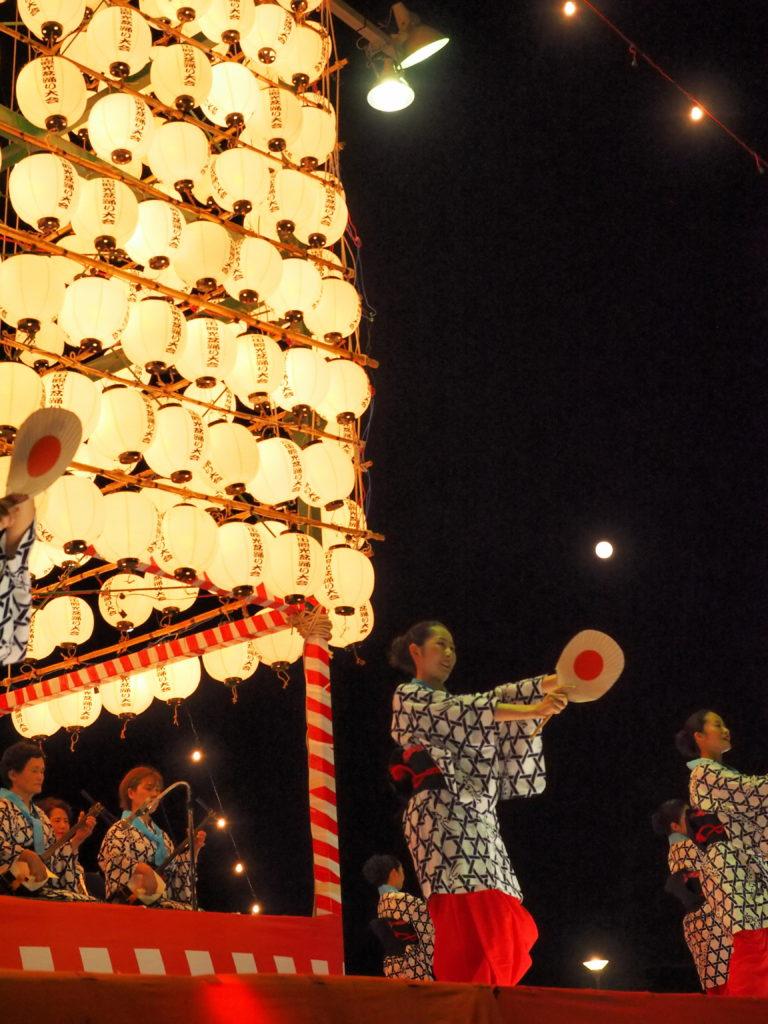 高田観光盆踊り